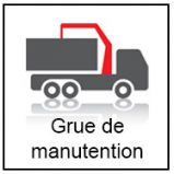 Picto grue de manutention