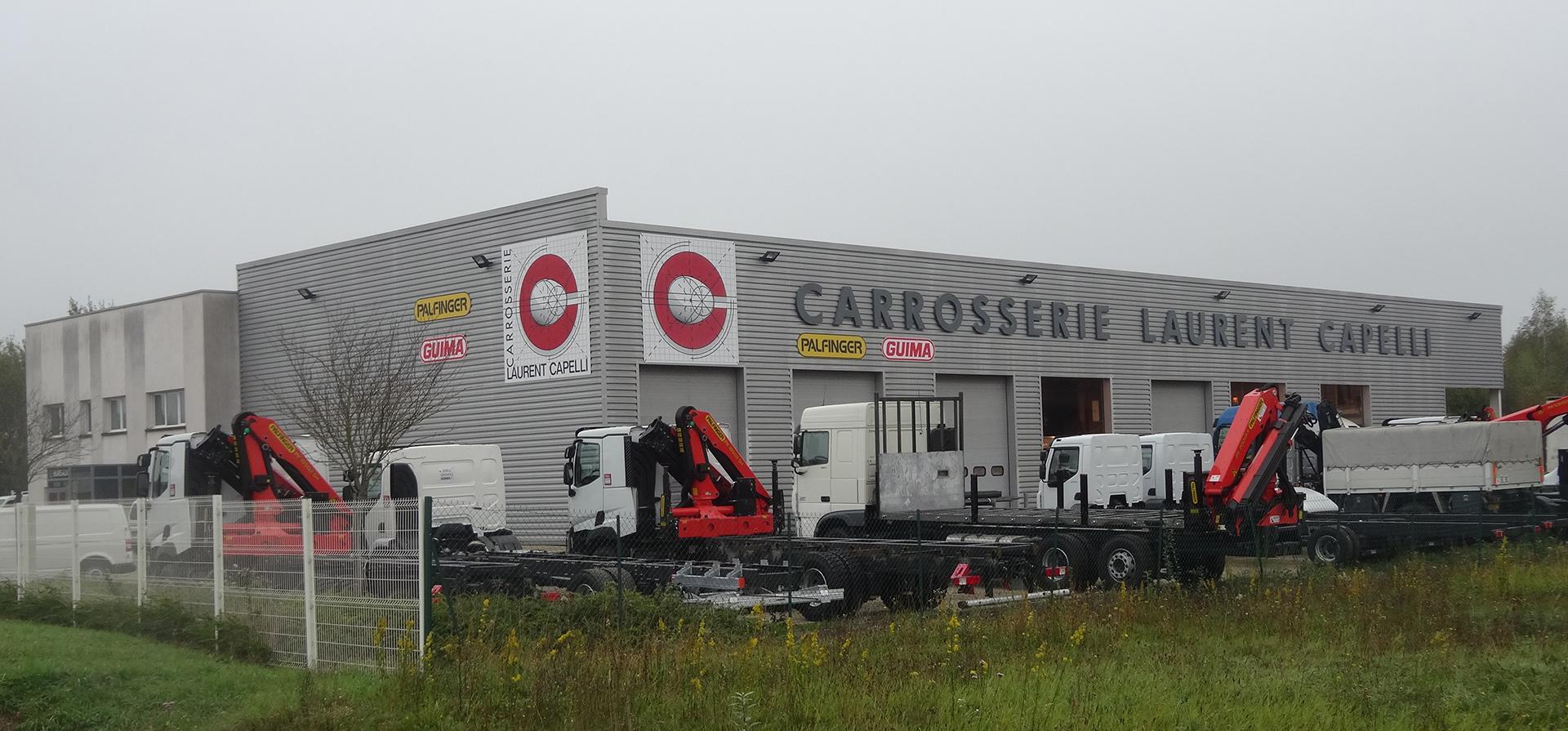 Carrosserie Laurent Capelli