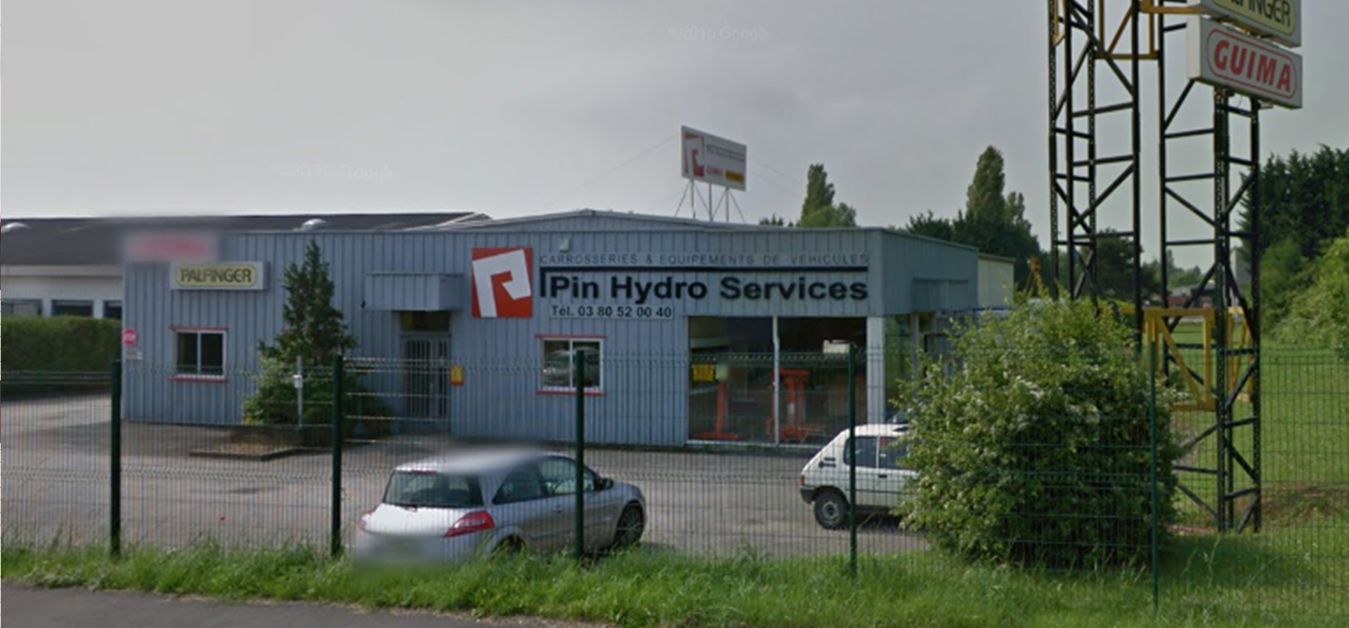 Pin hydro services